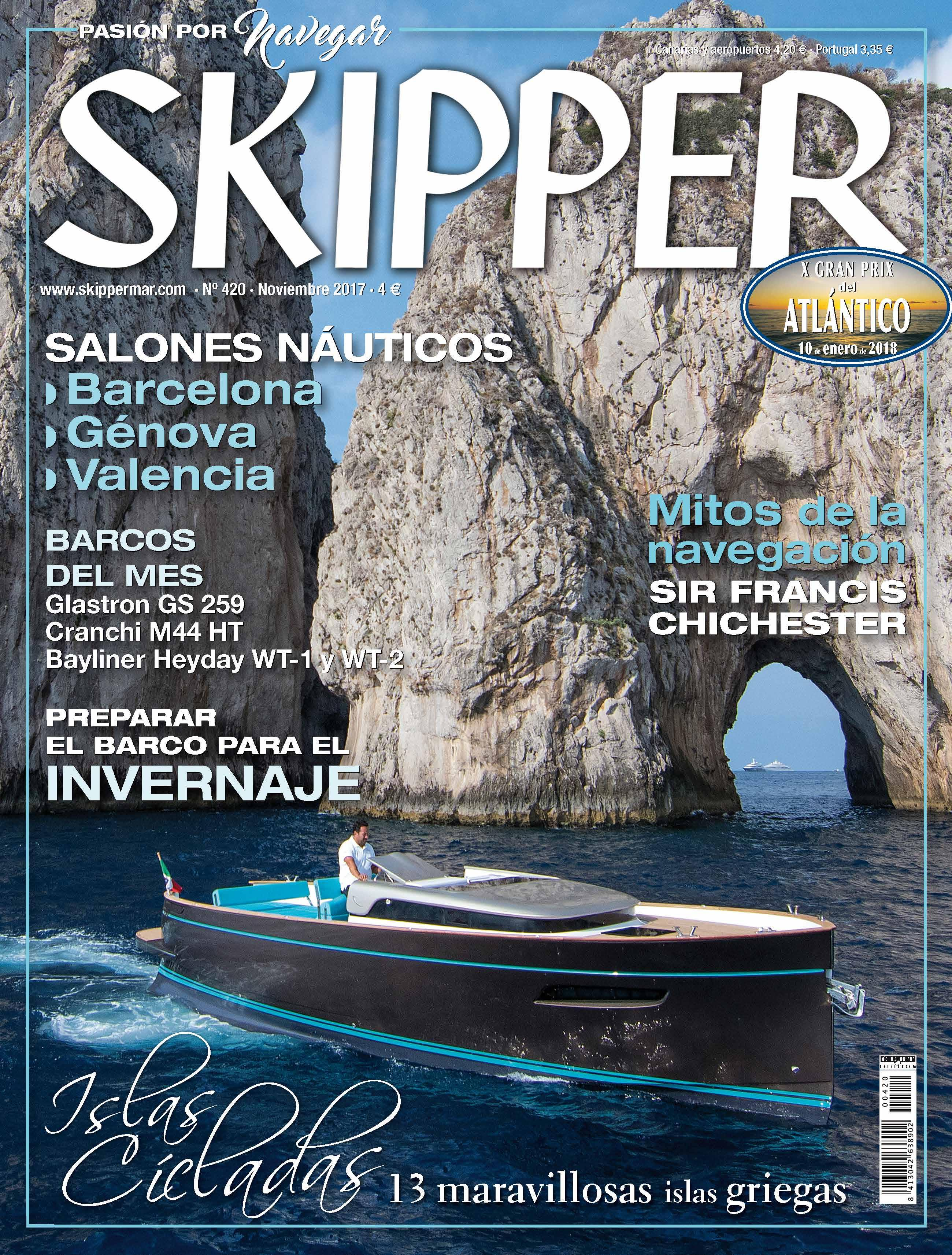 Portada Skipper Diciembre 2017